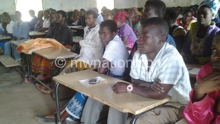United Purpose establishes response committees in Thyolo