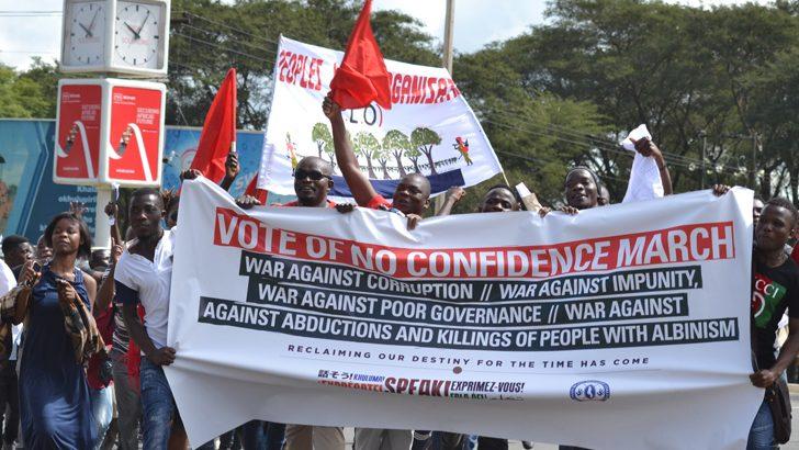 CSOs meet over APM petition