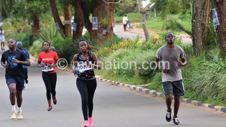 Lilongwe's turn for Be More City races tomorrow
