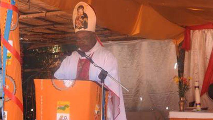 Bishop Mtumbuka pins govt on insecurity
