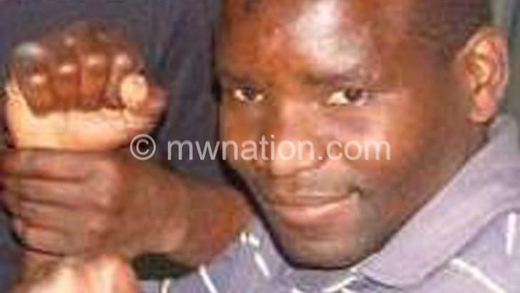 Boxer John Masamba | The Nation Online