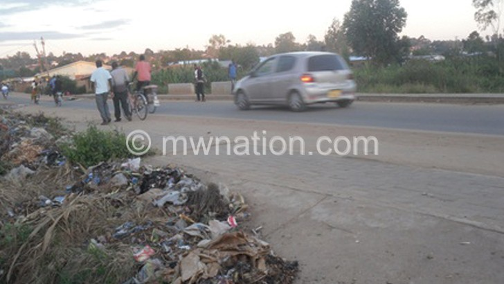CHIPUTULA ROAD   The Nation Online