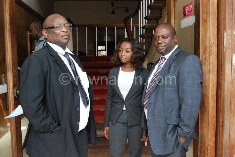 Chaponda jai banda court   The Nation Online