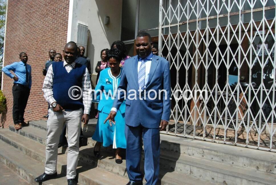 Chaponda jai banda court1 | The Nation Online