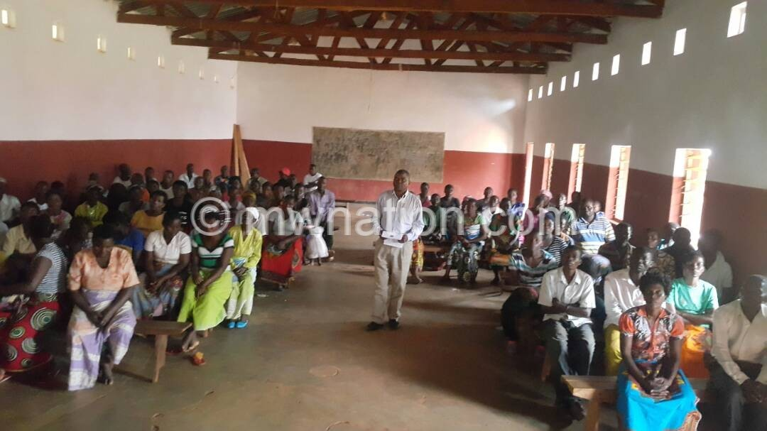 Chilima camp | The Nation Online