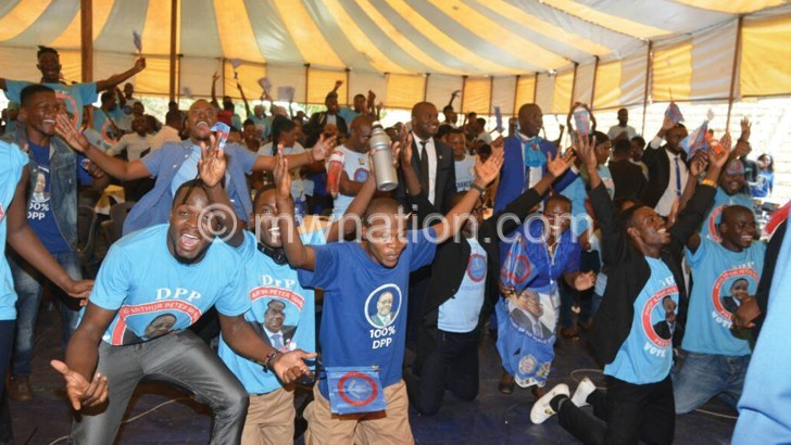 DPP Youth | The Nation Online