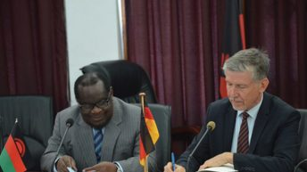 Germany gives Malawi K30bn development support