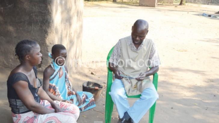 Saving children in Malawi's  birthplace of cholera