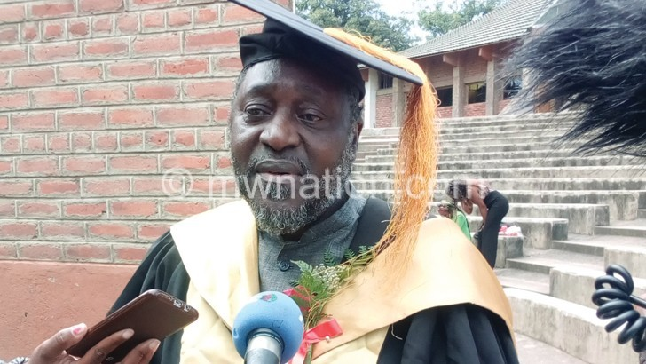 Govt touts tourism as 500 students graduate