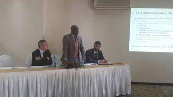 Malawi hosts Fifa financial governance workshop
