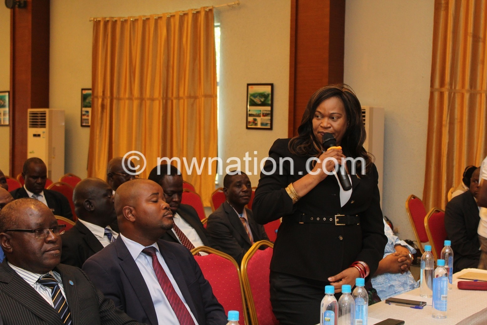 Lilongwe DPP MPs 2  mcheka chilima   The Nation Online