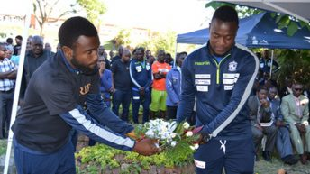 We'll honour Jack with title—Nomads