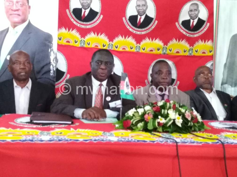 MCP NEC LOMBOLA | The Nation Online
