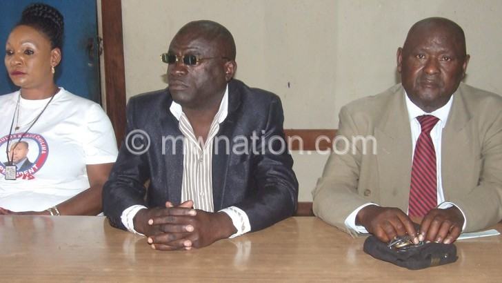 Lawyer Kanyenda arrested, out on bail