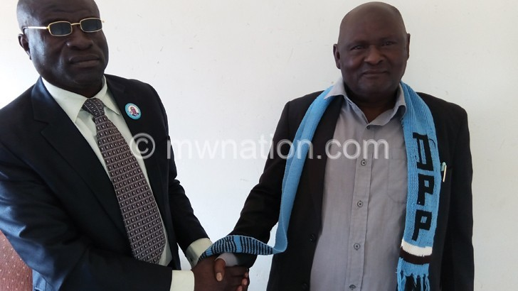 Aford deputy regional chair  joins Chilima movement