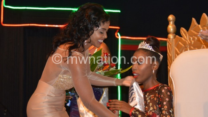 Miss Malawi is about beauty and brains
