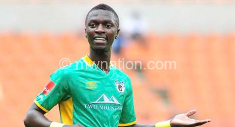 Has Parted Ways With Baroka Ngalande