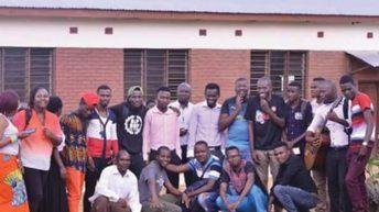 Poets donate to Bvumbwe Prison
