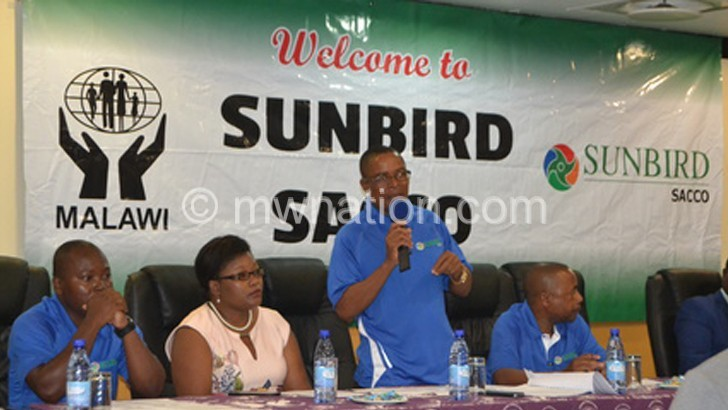 Sunbird Sacco declares K62m surplus, asked to rebrand