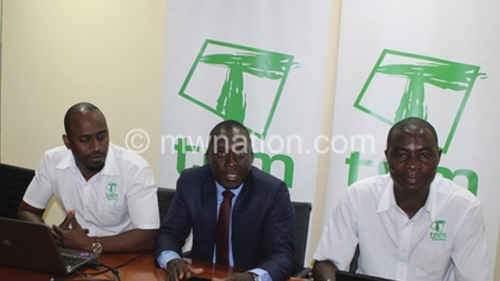 Somba C and TNM officials Ngwenya | The Nation Online