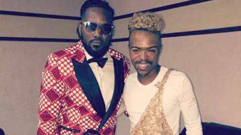 Somizi lights up Nyasa Music Awards