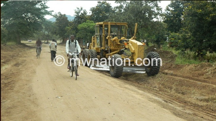 The Lirangwe Machinga Road | The Nation Online