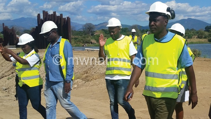 Kamuzu Barrage ready October end