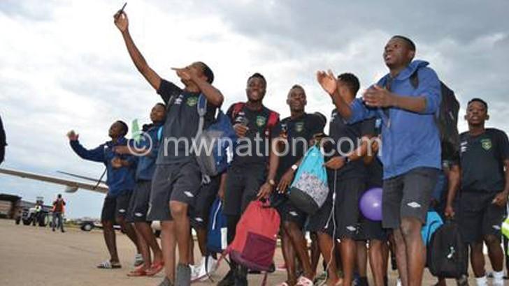 SA U-20 start preps for Jnr Flames