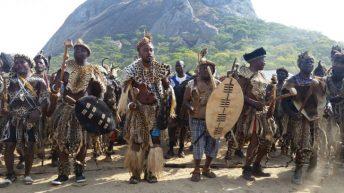 Of Ngoni regalia, wildlife preservation