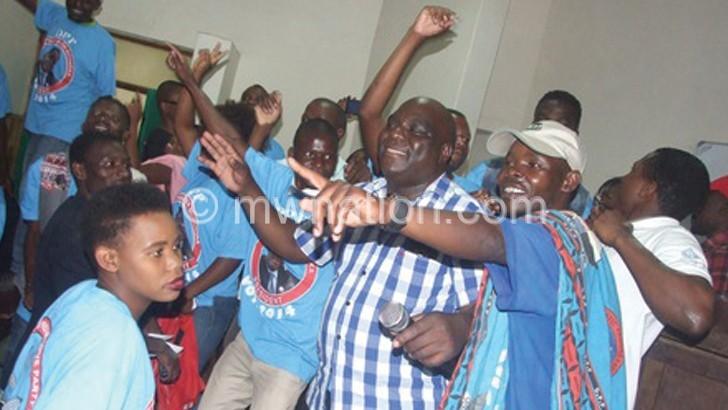 DPP relaunches Mzuni wing