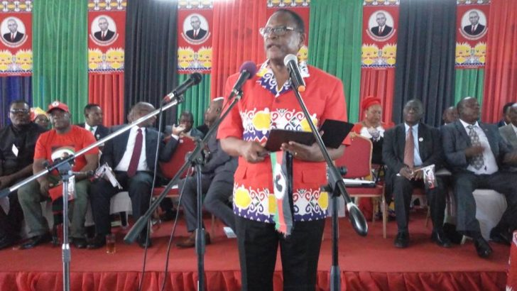 MCP admits convention rushed to avoid injunctions