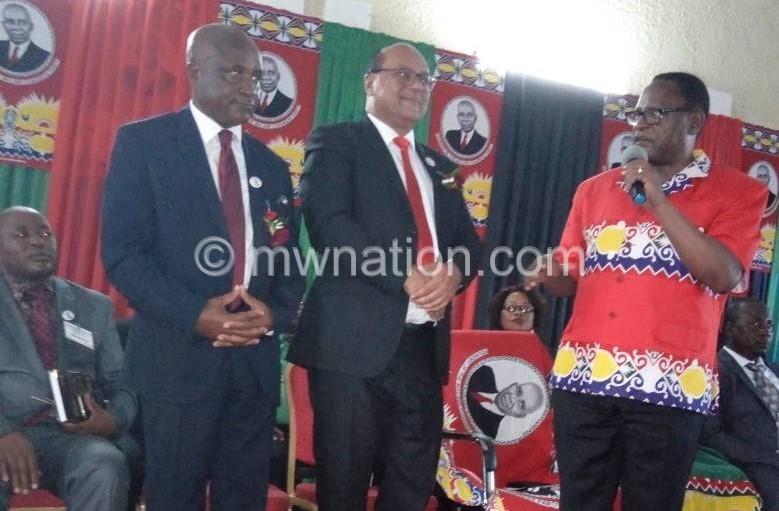 chakwera mia mkandawire | The Nation Online