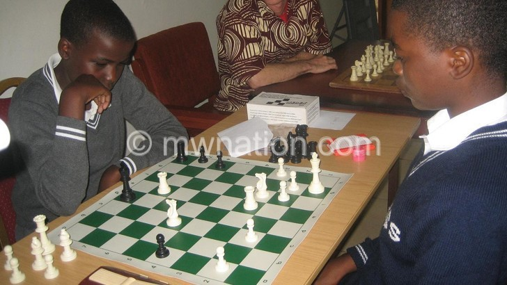 PIS chess to produce Malawi's Zone 4.3 reps