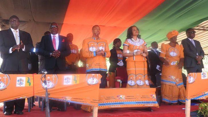 DPP officials shun Chilima again