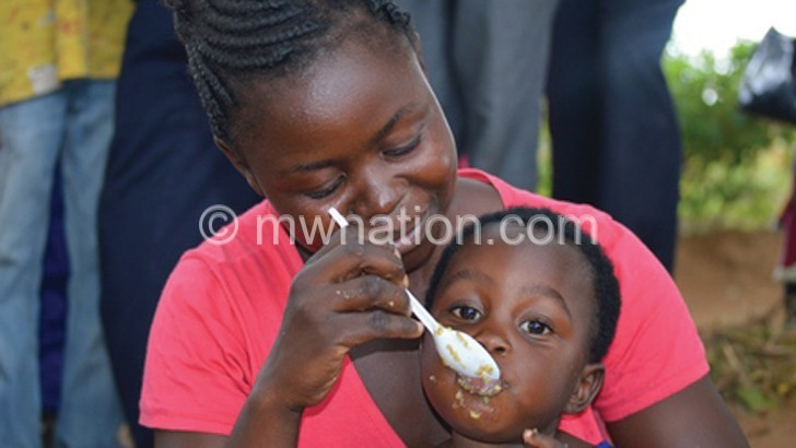 feeding | The Nation Online