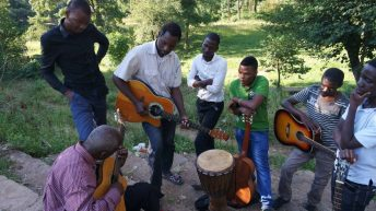 Making a difference with guitar lessons