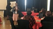 Media women in leadership training