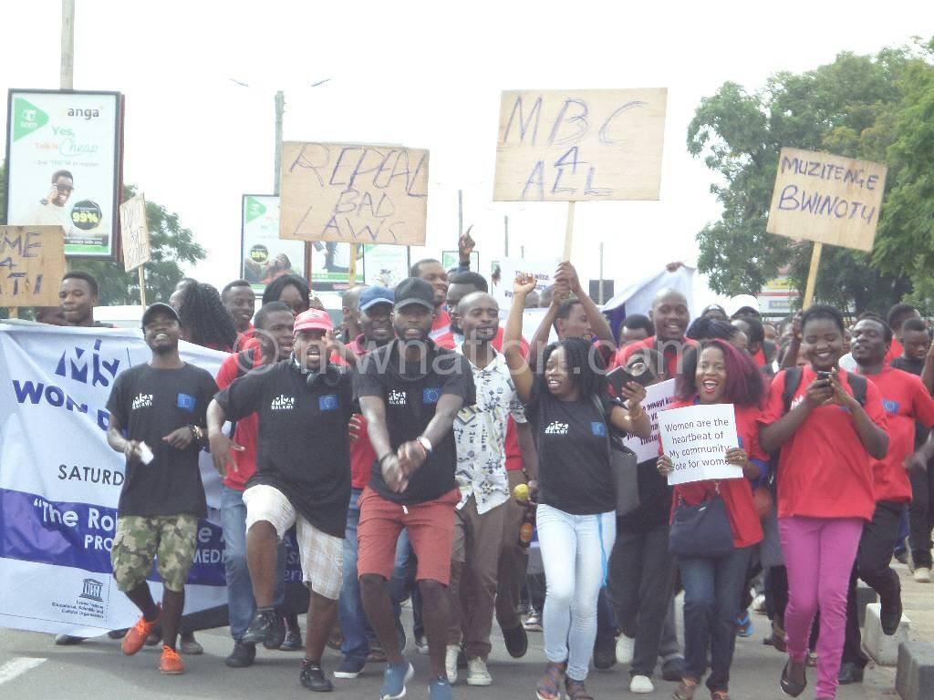 media press misa namisa 4 | The Nation Online