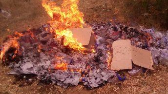 MBS, Police burn liquor in Chikwawa