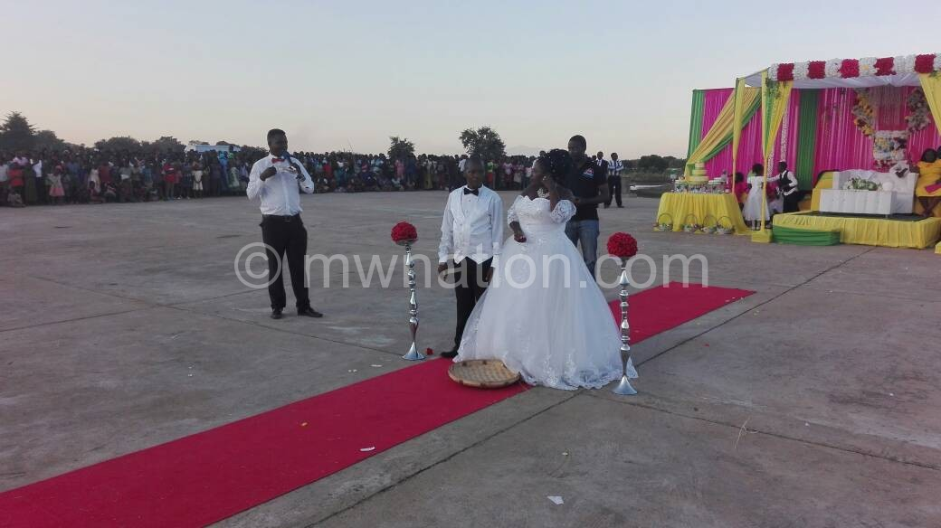 wedding at Nsanje World Inland Port 1 | The Nation Online