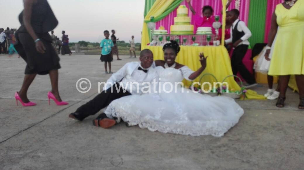 wedding at Nsanje World Inland Port 2 | The Nation Online