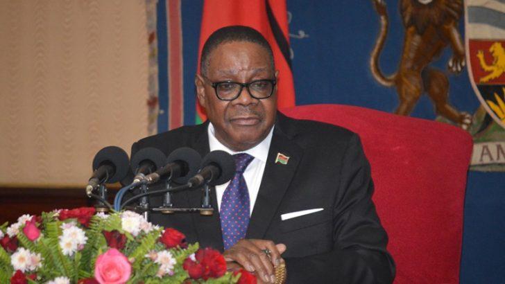Mutharika dissolves Cabinet