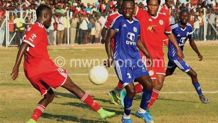 BB vs Karonga | The Nation Online