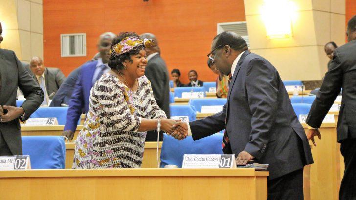 Parliament approves  1.454 trillion budget