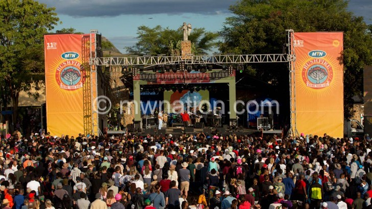 LoS learn from Eswatini concert