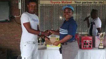 Sailesi wins Kasasa Golf Open