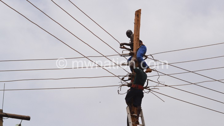 Escom workers | The Nation Online