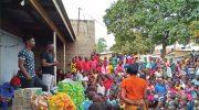 Piksy, Hyphen feed Ndirande orphans