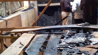 Fire guts part of Zomba flea market