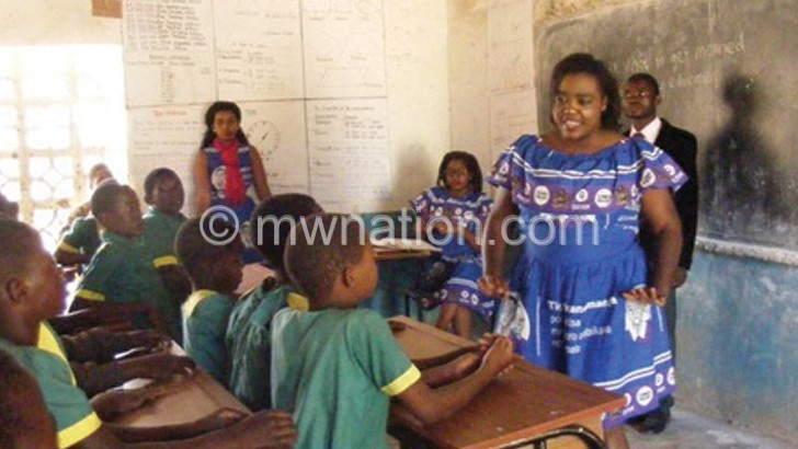NGO in back-to-school campaign in Dowa
